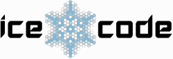 IceCode Logo